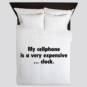 My Cellphone Is A Very Expensive... Clock Queen Du