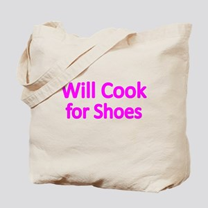 WILL COOK FOR SHOES 2 Tote Bag