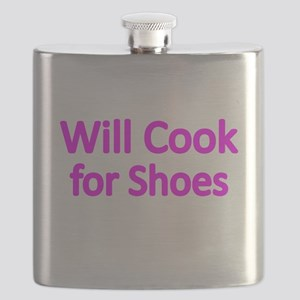 WILL COOK FOR SHOES 2 Flask