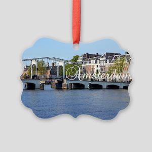 Amsterdam Picture Ornament
