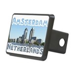 Amsterdam Rectangular Hitch Cover