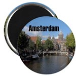 "Amsterdam 2.25"" Magnet (10 pack)"