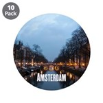 "Amsterdam 3.5"" Button (10 pack)"