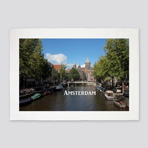 Amsterdam 5'x7'Area Rug