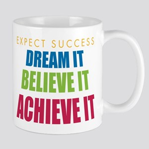 Expect Success Mug