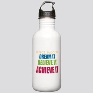 Expect Success Stainless Water Bottle 1.0L