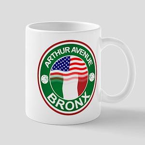 Arthur Avenue Bronx Italian American Mugs