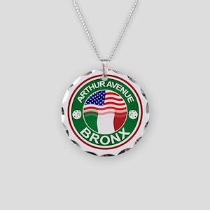 Arthur Avenue Bronx Italian American Necklace