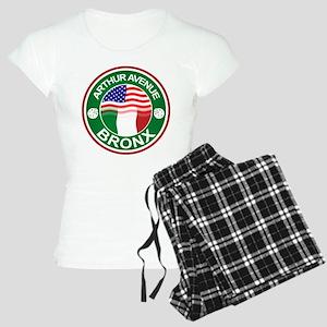 Arthur Avenue Bronx Italian American Pajamas