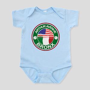 Arthur Avenue Bronx Italian American Body Suit