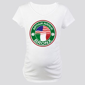 Arthur Avenue Bronx Italian American Maternity T-S