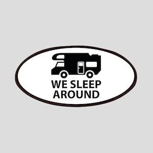We Sleep Around Patches