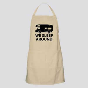 We Sleep Around Apron