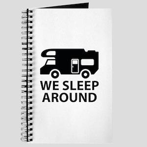 We Sleep Around Journal