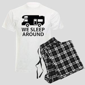 We Sleep Around Men's Light Pajamas