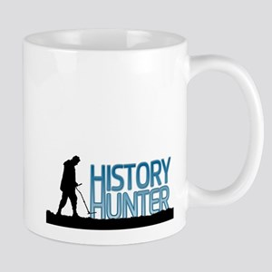 Metal Detecting History Hunter Mugs