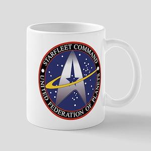 STAR TREK SFC-UFP 11 oz Ceramic Mug