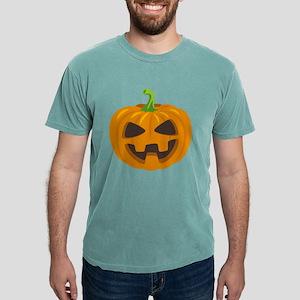 Jack-O-Lantern Emoji Mens Comfort Colors Shirt