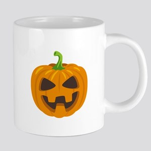 Jack-O-Lantern Emoji 20 oz Ceramic Mega Mug