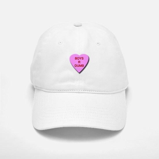 Boys R Dumb Baseball Baseball Cap
