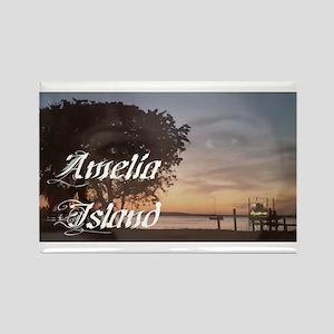 Amelia Island Marina Magnets
