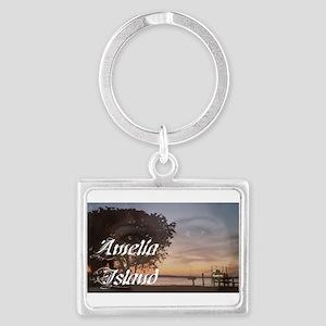 Amelia Island Marina Keychains