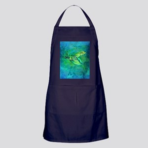Silent Journey Apron (dark)