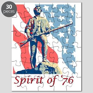 Spirit of '76 Puzzle