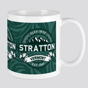 "Stratton ""Vermont Green"" Mug"