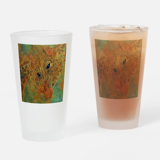 Cherish Drinking Glass