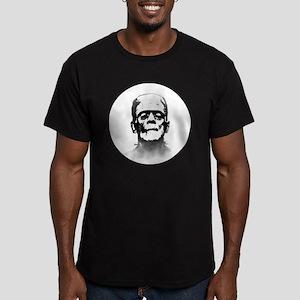 Frankenstein Men's Fitted T-Shirt (dark)