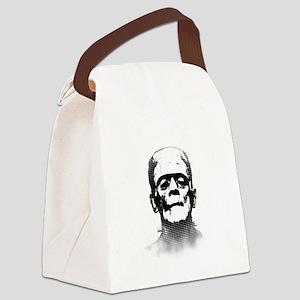 Frankenstein Canvas Lunch Bag