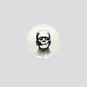 Frankenstein Mini Button
