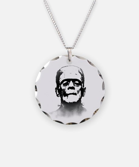 Frankenstein Necklace
