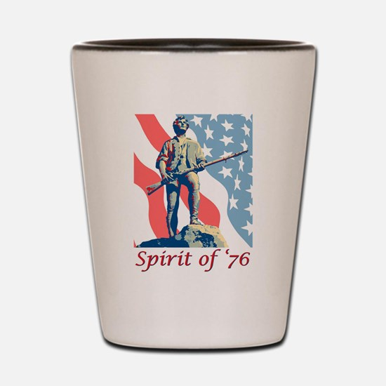 Spirit of '76 Shot Glass