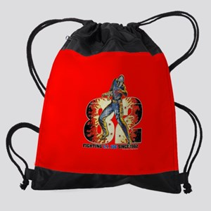G.I. Joe Cobra Commander Drawstring Bag