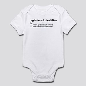 Registered Dietitian Infant Bodysuit