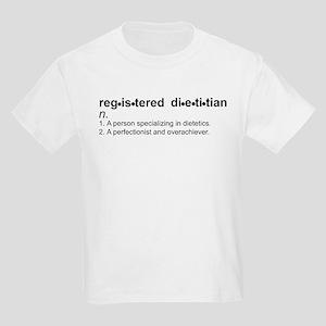 Registered Dietitian Kids T-Shirt