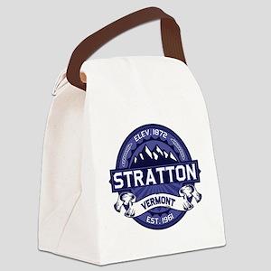 Stratton Midnight Canvas Lunch Bag