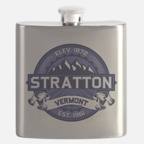 Stratton Midnight Flask