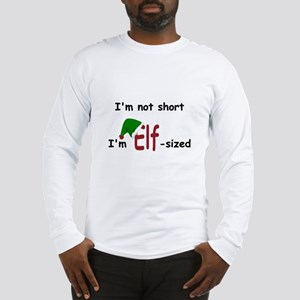 Elf - Sized Long Sleeve T-Shirt