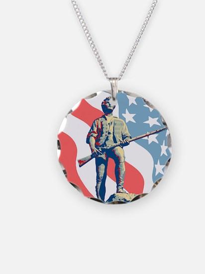 Patriot Necklace