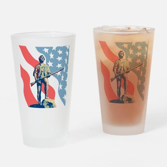Patriot Drinking Glass