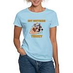 Hot Southern Turkey Ladies' T-Shirt