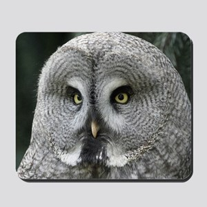 Owl001 Mousepad