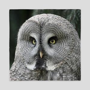 Owl001 Queen Duvet