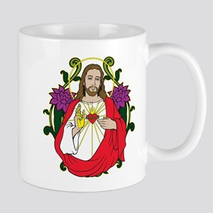 Sacred Heart Jesus Christ Mug
