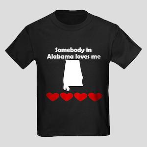 Somebody in Alabama Loves Me T-Shirt