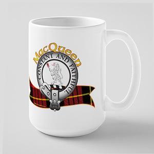 MacQueen Clan Mugs