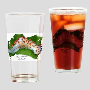 Sea Clown Triopha Drinking Glass
